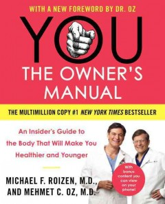 You: The Owner's Manual (series) by Dr. Oz