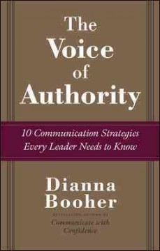 The Voice of Authority - Dianna Booher