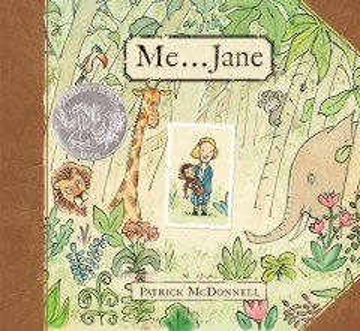 Me...Jane - Patrick McDonnell