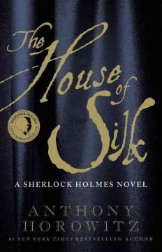 Sherlock Holmes novels - Anthony Horowitz