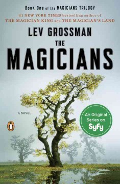 The Magicians (series) - Lev Grossman