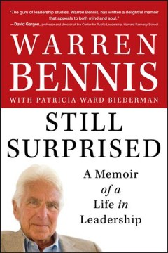 Still Surprised - Warren Bennis