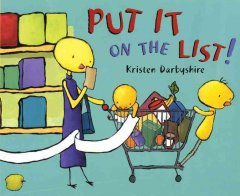Put it on the list - Kristen Darbyshire