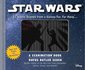 Star Wars: A Scanimation Book - Rufus Butler Seder