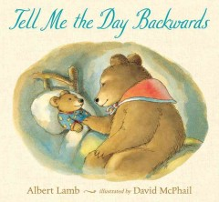 Tell Me the Day Backwards - Albert Lamb