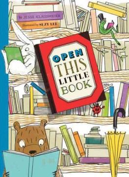 Open This Little Book - Jesse Klausmeier