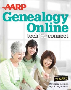 AARP Genealogy Online - April Leigh Helm