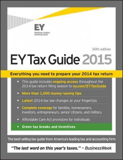 Ernst and Young Tax Guide - Ernst & Young