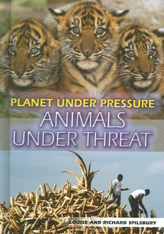 Animals Under Threat - Louise and Richard Spilsbury