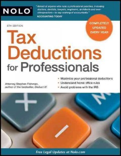 Tax Deductions for Professionals - Stephen Fishman