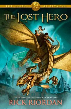 Heroes of Olympus (series) (Ages 10-16) - Rick Riordan