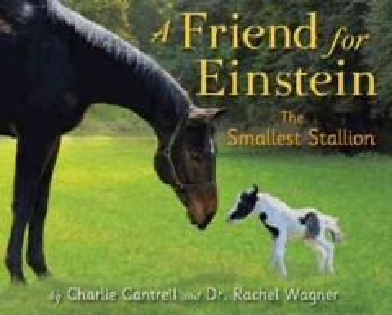 A Friend for Einstein, the Smallest Stallion - Charlie Cantrell