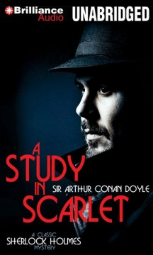 A Study in Scarlet - Audiobook on CD
