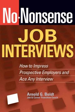 NoNonsense Job Interviews