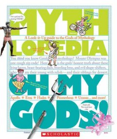 Look-It-Up Guides to Mythology (series)