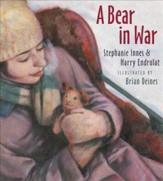 A Bear in War - Stephanie Innes