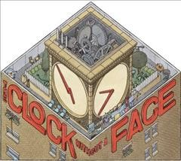 The Clock Without a Face: A Gus Twintig Mystery - Scott Teplin, Mac Barnett & Eli Horowitz