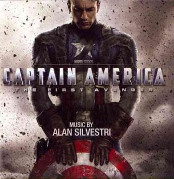 Captain America, the first avenger soundtrack. - Alan Silvestri
