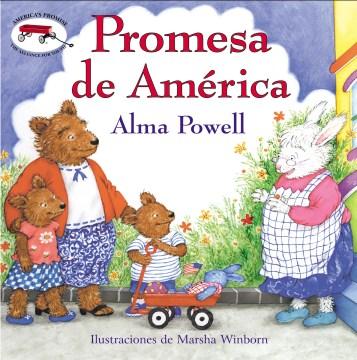 Promesa de América - Alma Powell