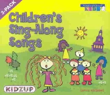 Children's sing-along songs. -  Inspirational Kids