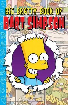 Big bratty book of Bart Simpson