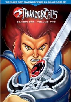 Thundercats. Season one, volume two, disc 12