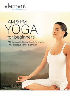 Element. AM & PM yoga for beginners