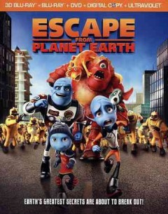 Escape from planet Earth [2-disc set]
