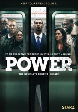 Power. The complete second season [3-disc set].