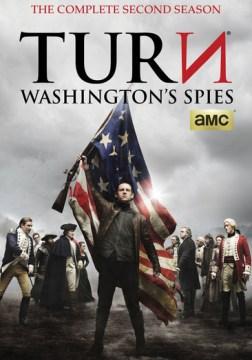 Turn: Washington's Spies Season 2.