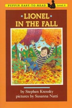 Lionel in the fall - Stephen Krensky