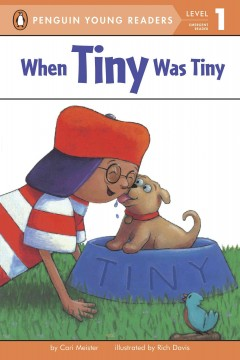 When Tiny was tiny - Cari Meister