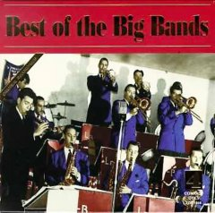 Best of the big bands [4-disc set].