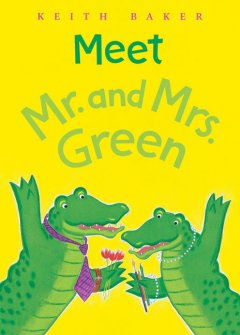 Meet Mr. and Mrs. Green Book one - Keith Baker