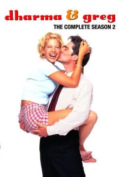 Dharma & Greg. The complete season 2 [3-disc set]