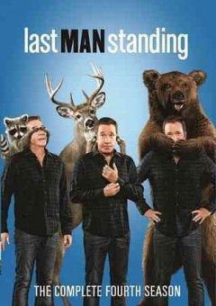 Last man standing. The complete fourth season [3-disc set].