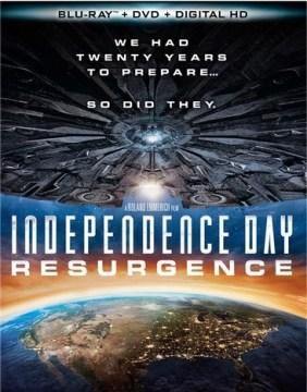 Independence day : Resurgence.