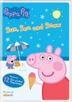 Peppa Pig : Sun, sea and snow.