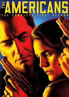 The Americans : the complete final season [3-disc set].