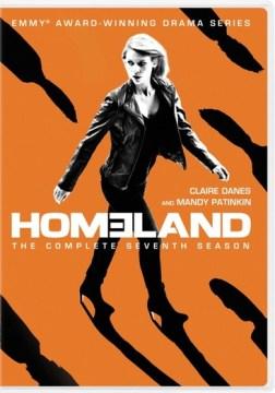 Homeland : season 7 [3-disc set].