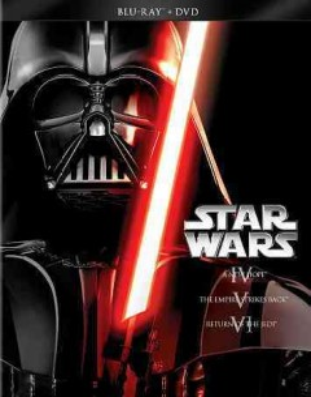 Star wars : Episodes IV, V, VI [3-disc set]