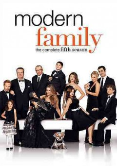 Modern family : the complete fifth season [3-disc set].