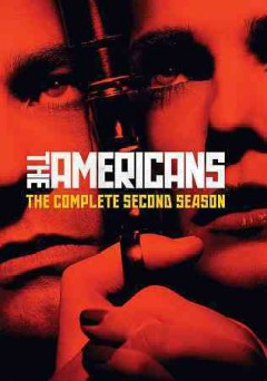 The Americans. the complete second season [4-disc set].