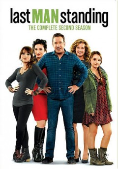 Last man standing. The complete second season [3-disc set].