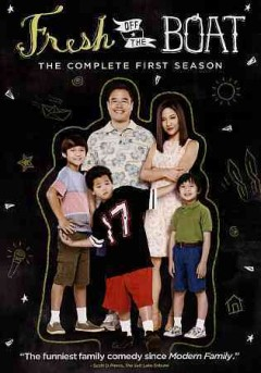 Fresh off the boat. The complete first season [2-disc set].