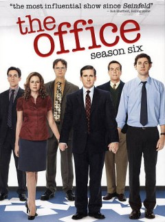 The office : Season six [5-disc set]