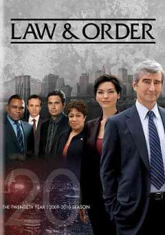 Law & Order: The 20th Year