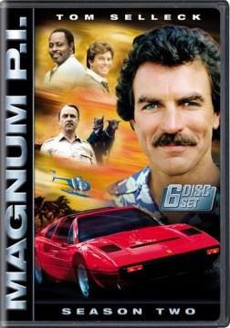 Magnum P.I. Season two [6-disc set]