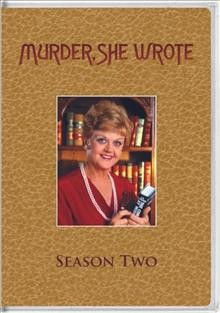 Murder, she wrote. Season two [6-disc set].