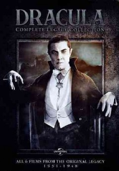 Dracula : complete legacy collection [4-disc set]